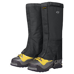 Outdoor Research Expedition Crocodile Gaiters, Black, 256