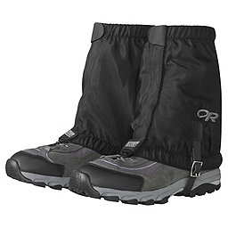 Outdoor Research Rocky Mountain Low Gaiters, Black, 256