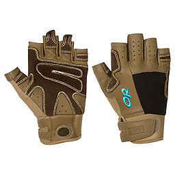 Outdoor Research Seamseeker Gloves - Women's, Cafe-Earth-Rio, 256
