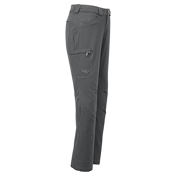 Outdoor Research Voodoo Pants - Women's - 12/Charcoal, Charcoal, 600