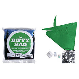 Accessories Biffy Bag Toilet Kit, , 256