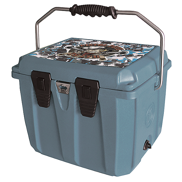 Feelfree Kayaks Cooler 25 Liter - Pistol Pete, Blue Camo, 600
