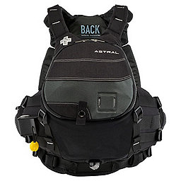 Astral Designs GreenJacket PFD, Slate Black, 256