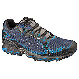 La Sportiva Wildcat 2.0 GTX Trail Running Shoe - Men's, Black-Blue, 256