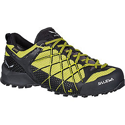 Salewa Wildfire GTX Approach Shoe - Men's, Black Out-Mimosa, 256