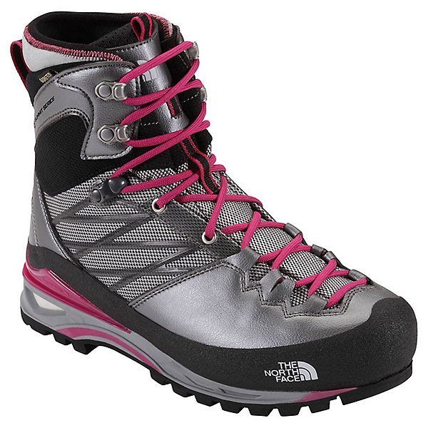 The North Face Verto S4K GTX Boot - Women's - 6.5/Lunar Ice Grey-Fuschia Pink, Lunar Ice Grey-Fuschia Pink, 600
