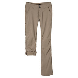 prAna Halle Pant - Women's Regular Length, Dark Khaki, 256