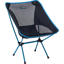 Big Agnes Chair One Camp Chair, Black-Blue, 256