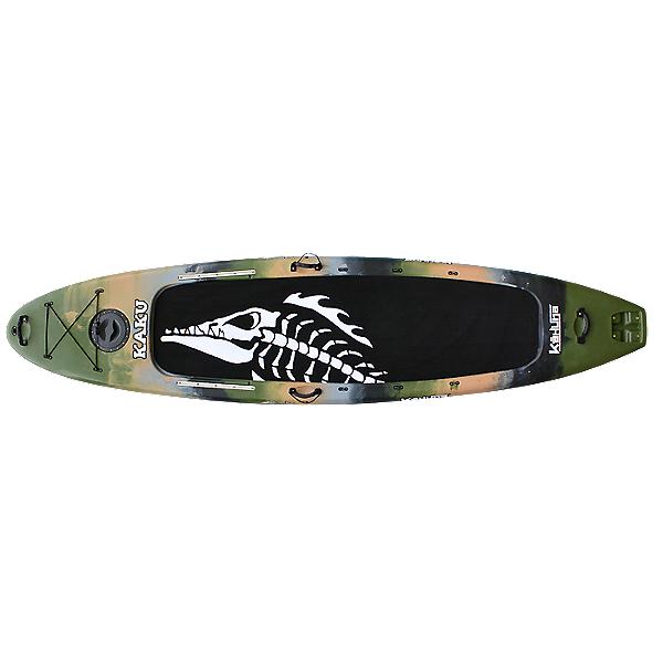 Kaku Kayak Kahuna Fishing SUP Stand Up Paddleboard Real Camo, Real Camo, 600