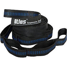 Eagles Nest Outfitters Atlas Hammock Straps, Black, 256
