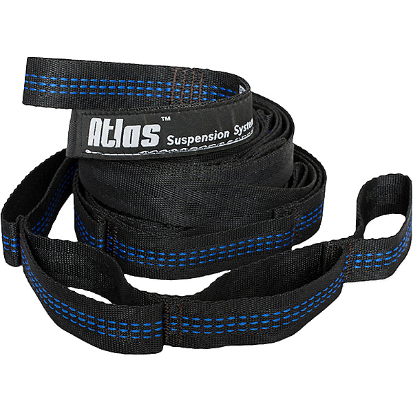 Eagles Nest Outfitters Atlas Hammock Straps, Black, 600