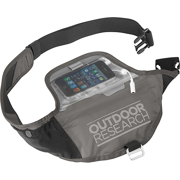 Outdoor Research Sensor Dry Holster, Pewter, 600