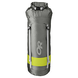 Outdoor Research Airpurge Dry Compression Sack, Pewter, 256