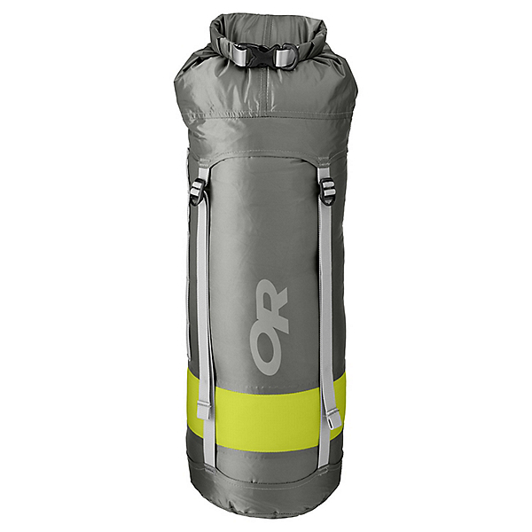 Outdoor Research Airpurge Dry Compression Sack, Pewter, 600