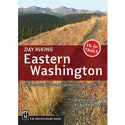 The Mountaineers Books Day Hiking Eastern Washington - Paperback, , 256