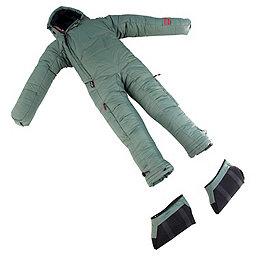 Selk'bag Selk'Bag 4G Patagon Synthetic Sleeping Bag, Duck Green, 256