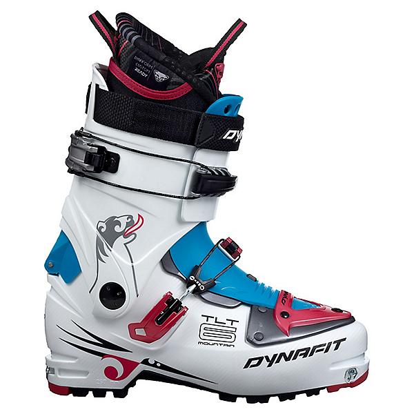 Dynafit TLT6 Mountain CR Ski Boot - Women's - 27/White-Azalea, White-Azalea, 600