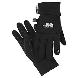 The North Face Etip Glove - Youth, TNF Black, 256