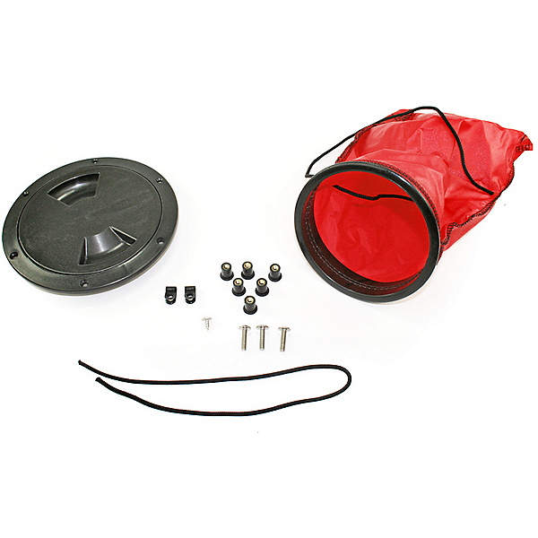 Harmony 5 in. Kayak Hatch Kit with Screw Lid, , 600