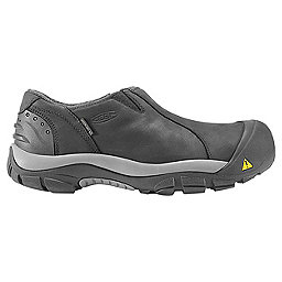 KEEN Brixen Low Shoe - Men's, Black-Gargoyle, 256