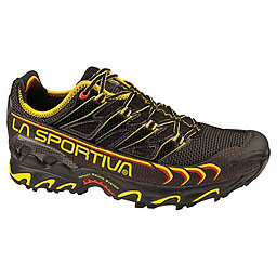 La Sportiva Ultra Raptor Trail Running Shoe - Men's, Black-Yellow, 256
