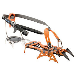 CAMP Cassin Blade Runner Alpine Crampons, Orange, 256