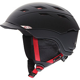 Smith Variance Helmet, Matte Black-Fire, 256