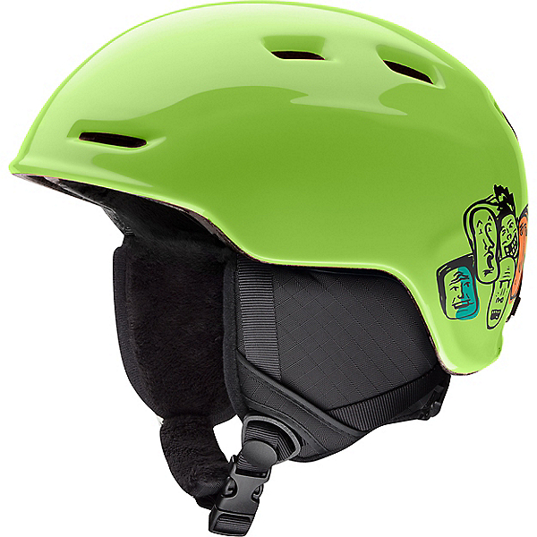 Smith Zoom Jr Helmet - Youth - MD/Flash Faces, Flash Faces, 600
