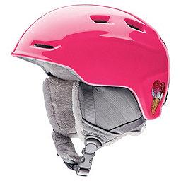Smith Zoom Jr Helmet - Youth, Pink Sugarcone, 256