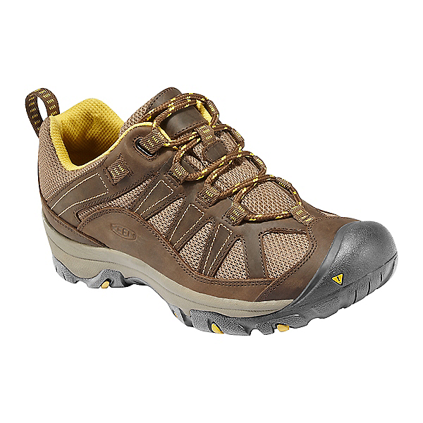 KEEN Palisades - Women's - 11/Dark Earth-Mimosa, Dark Earth-Mimosa, 600
