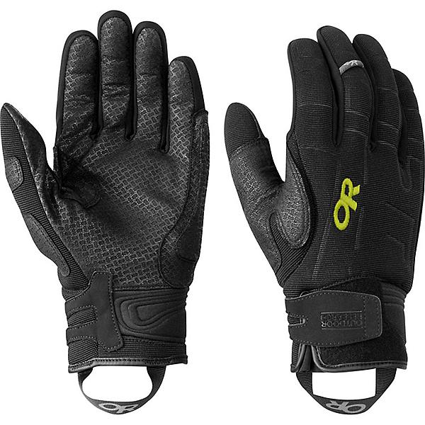 Outdoor Research Alibi II Gloves, Black-Lemongrass, 600