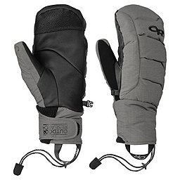 Outdoor Research Stormbound Mitts, Pewter, 256