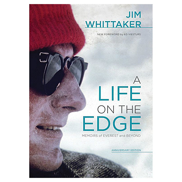 The Mountaineers Books A Life on the Edge - Signed Hardbound, , 600