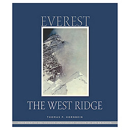 The Mountaineers Books Everest: The West Ridge - Signed Hardbound, , 256