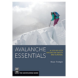 The Mountaineers Books Avalanache Essentials - Paperbound, , 256