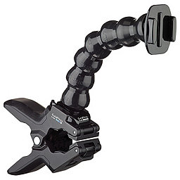 GoPro Jaws Flex Clamp Mount, , 256