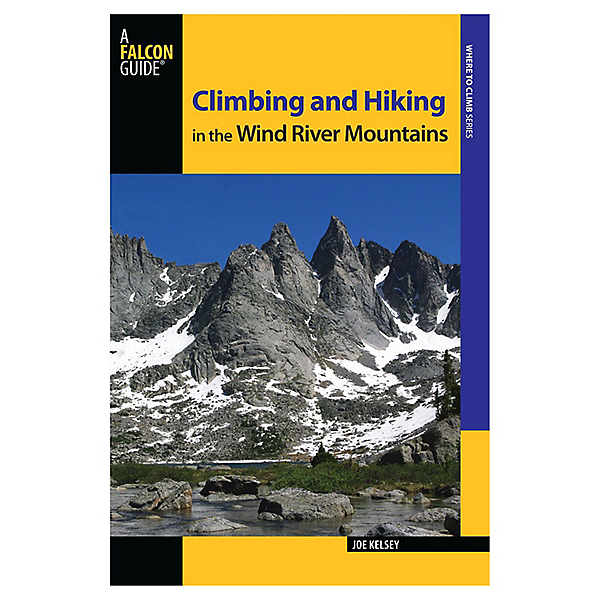 Independent Authors Climbing and Hiking in Wind River Mountains, , 600