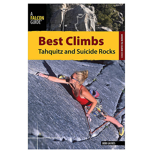 Independent Authors Best Climbs Tahquitz Suicide, , 600