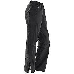 Marmot Precip Full Zip Pant Short - Women's, Black, 256