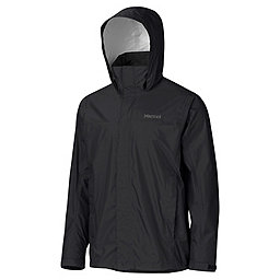 Marmot PreCip Jacket - Men's, Black, 256