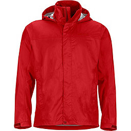 Marmot PreCip Jacket - Men's, Brick, 256