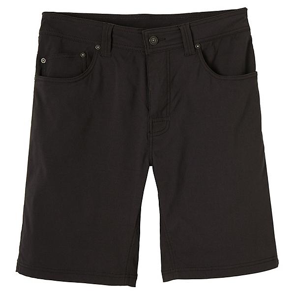 prAna Brion Short - Men's - 38/Charcoal, Charcoal, 600