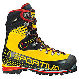 La Sportiva Nepal Cube GTX Mountaineering Boot - Men's, Yellow, 256