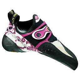 La Sportiva Solution Rock Shoe - Women's, White-Pink, 256