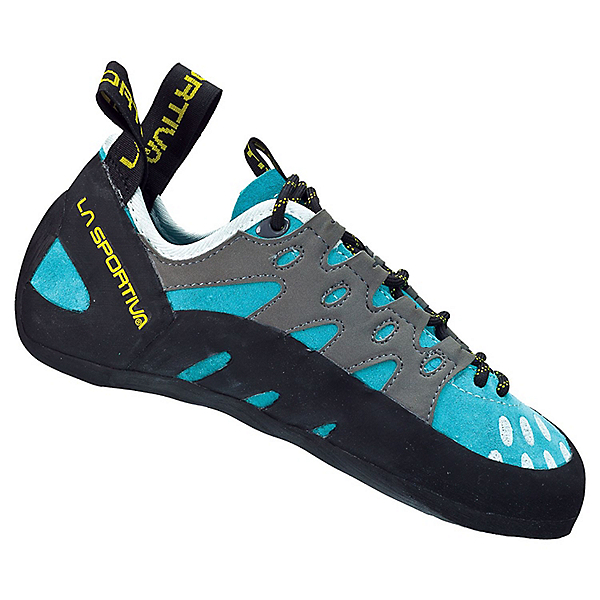 La Sportiva Tarantulace Rock Shoe - Women's - 38/Turquoise, Turquoise, 600
