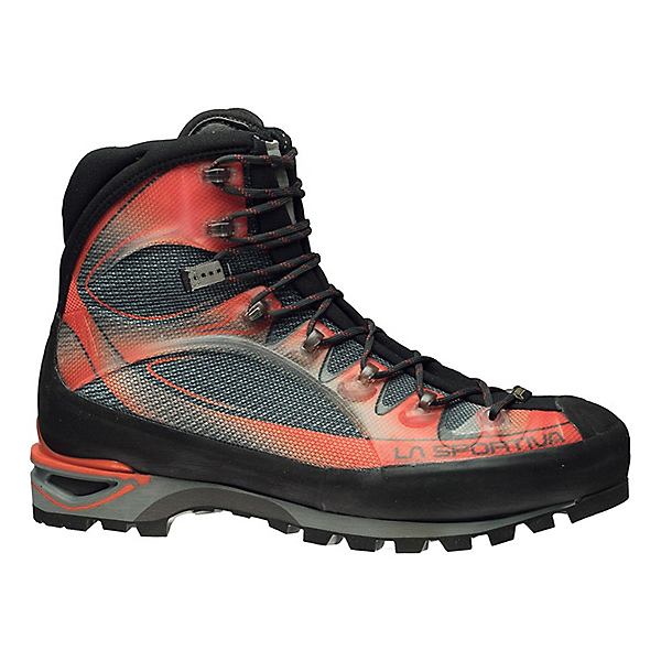 La Sportiva Trango Cube GTX Boot - Men's - 44.5/Flame, Flame, 600