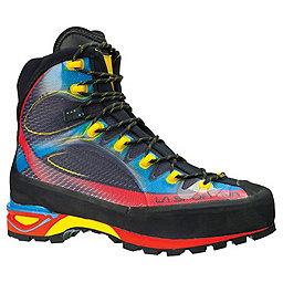 La Sportiva Trango Cube GTX Boot - Men's, Blue-Red, 256