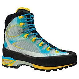 La Sportiva Trango Cube GTX Boot - Women's, Blue-Yellow, 256