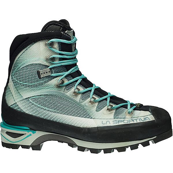La Sportiva Trango Cube GTX Boot - Women's - 39.5/Light Grey-Mint, Light Grey-Mint, 600