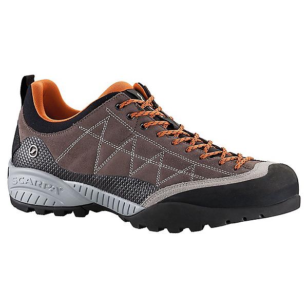 Scarpa Zen Pro Approach Shoe - Men's - 42/Charcoal-Tonic, Charcoal-Tonic, 600